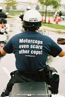 Our Motorcycle Cops Are The Best